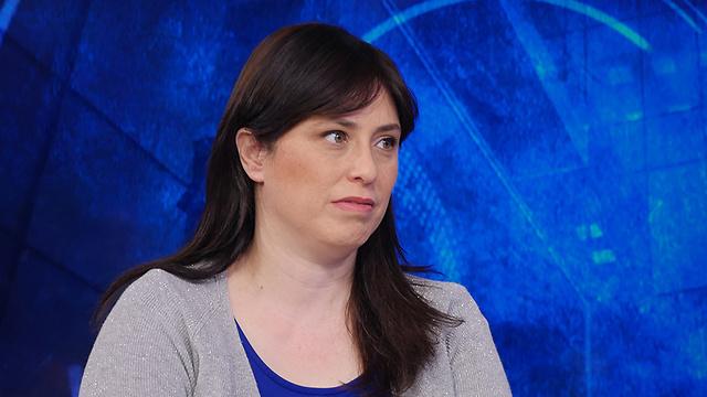 Deputy Foreign Minister Tzipi Hotovely (Photo: Idan Arbel)
