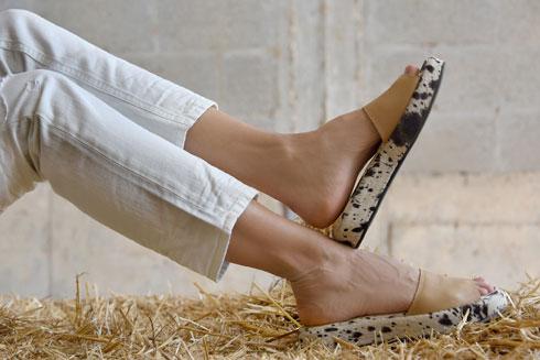 נעלי אמריה. עד 40 אחוז הנחה על קולקציית הקיץ  (צילום: אפרת אשל)