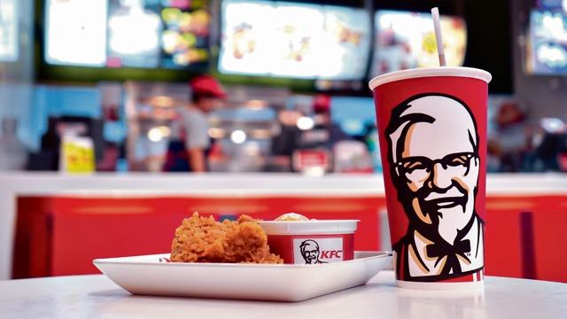 KFC. Фото: shutterstock