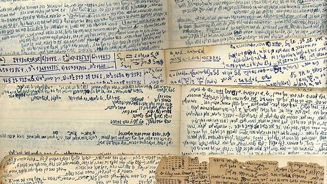 כתבי היד של הרב המסתורי ()