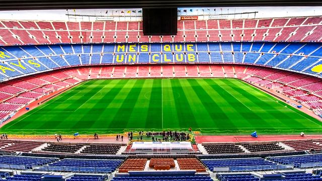 אצטדיון קאמפ נואו ברצלונה (צילום: shutterstock)