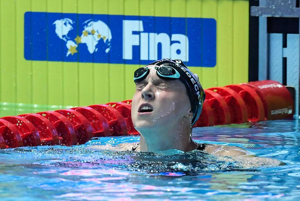 קייטי לדקי (צילום: AFP)