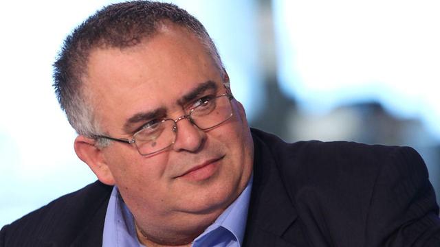 Member of Knesset David Bitan (Photo: Avi Moalem)