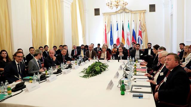 JCPOA signatories meeting in Vienna