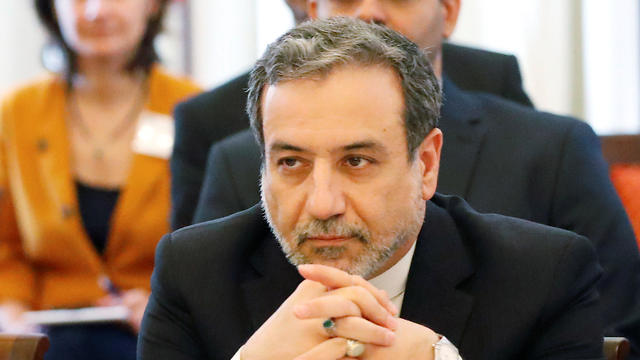Abbas Araghchi political deputy at the Ministry of Foreign Affairs of Iran