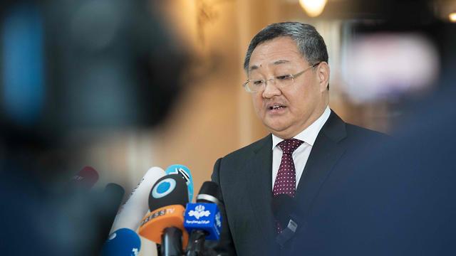Fu Cong Chinese representative to JCPOA talks