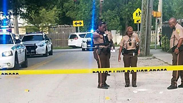 פה אירע הירי: חשד לפשע שנאה ()
