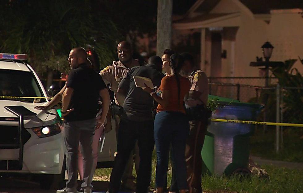 פה אירע הירי: חשד לפשע שנאה (Local10.com)