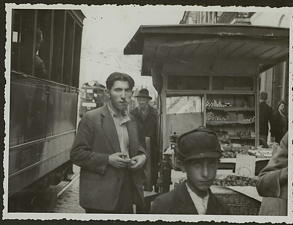 Jewish life in Poland (Photo: National Library)