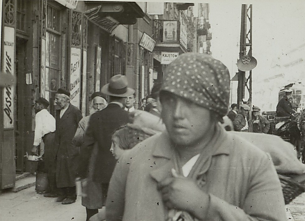 Warsaw, 1933 (Photo: National Library)