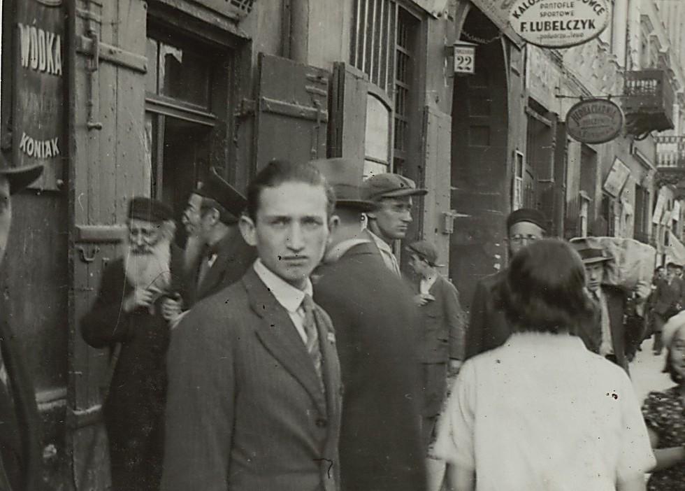 Jewish Warsaw (Photo: National Library)
