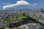 הדמיה: אריאל אילוז מיכל דוד, המחלקה לארכיטקטורה, בצלאל אקדמיה לאמנות ועיצוב, ירושלים