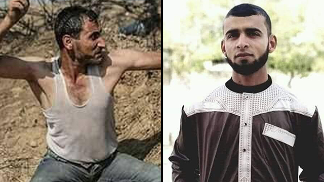 Fadi Abu Salah and his brother, Hamas operative responsible for border attack