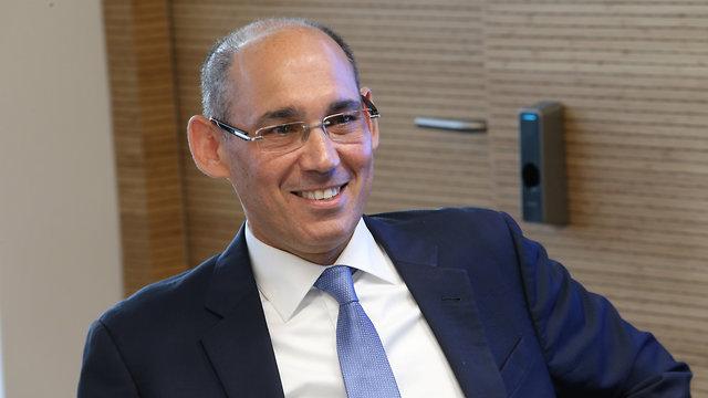 Bank of Israel Governor Amir Yaron (Photo: Amit Shaabi )