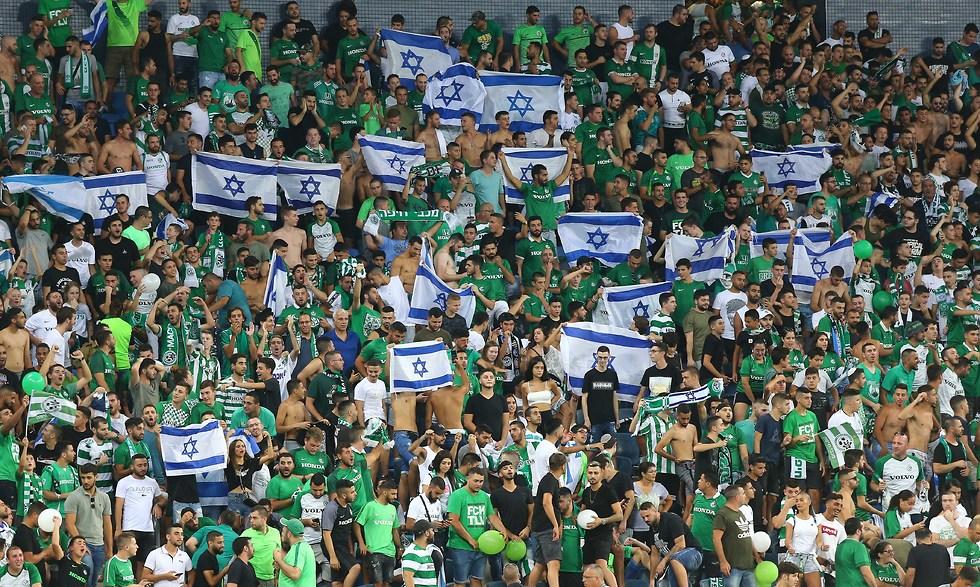 מכבי חיפה (צילום: ראובן שוורץ)
