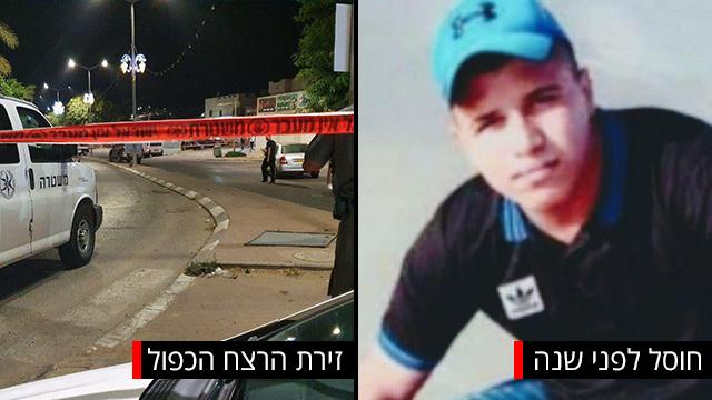 עודאי אבו עמאר, הנרצח מלקיה (צילום: רועי עידן)