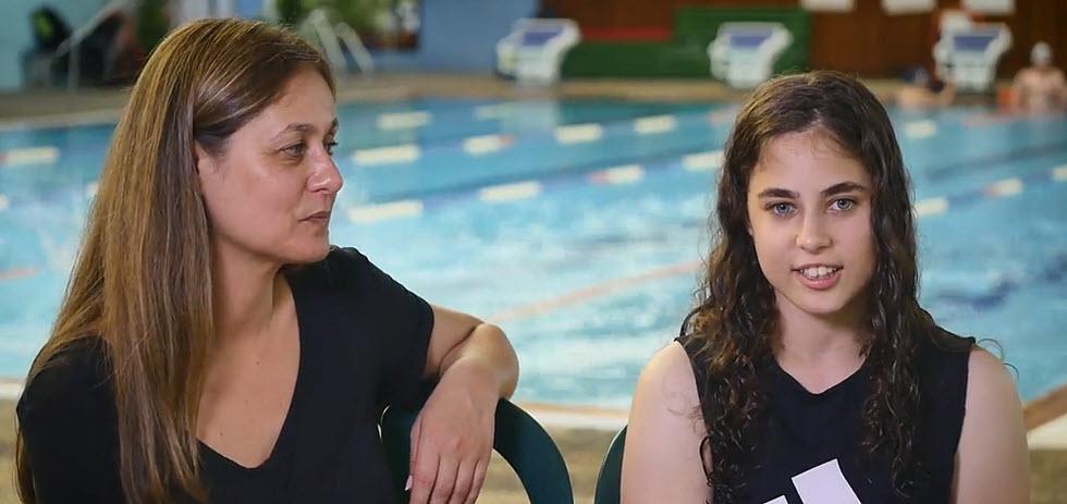 מיה ואימא טל - גאה ותומכת לאורך כל הדרך