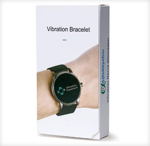 שעון אלפא רית'ם. המכשיר מעוצב כשעון חכם דיגיטלי אופנתי (צילום: איתמר קב)