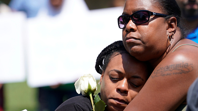 Memorials for the Dayton, Ohio shooting victims (Photo: Reuters)