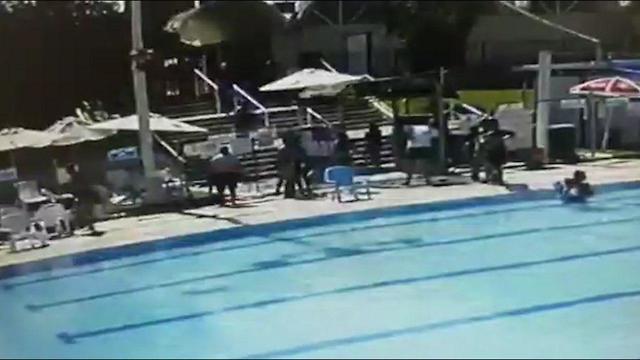 Sderot resident assaults Bedouin lifeguard