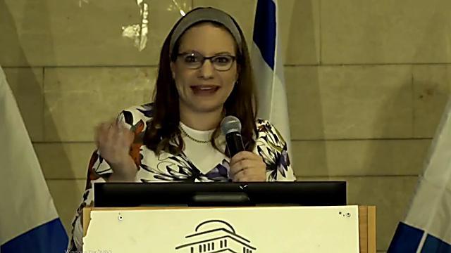 סיון רהב-מאיר (צילום: אלי מנדלבאום)