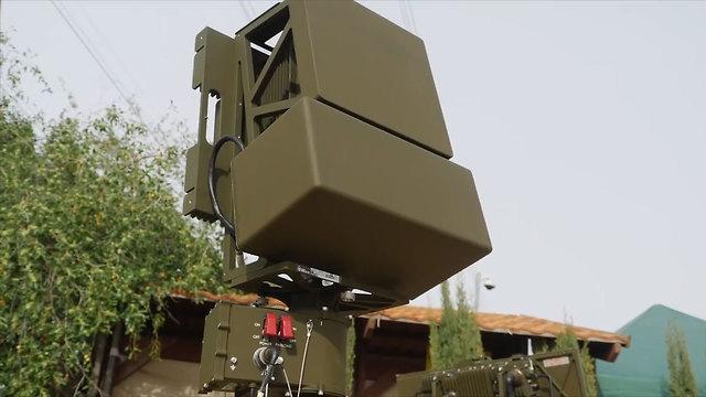 The Bird system (Photo: Israel Aerospace Industries)