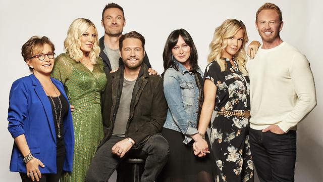 בוורלי הילס 90210 העונה החדשה (צילום: Brian Bowen Smith/FOX באדיבות yes)