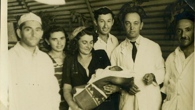 Immigrants interned in British-run camp in Cyprus