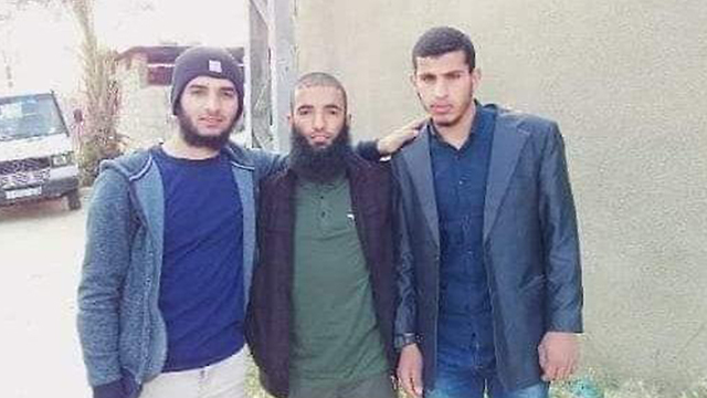 הפלסטינים אשר נהרגו הלילה ב תקיפה ב עזה ()