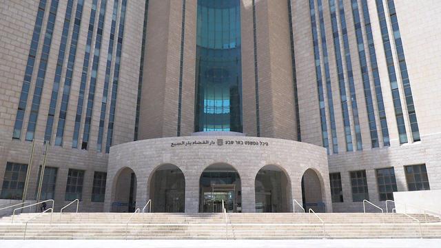 בית המשפט המחוזי בבאר שבע (צילום: רועי עידן)
