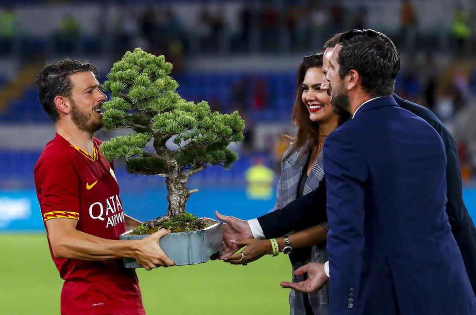 אלסנדרו פלורנצי (צילום: AFP)
