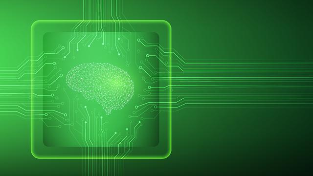 בינה מלאכותית ירוקה (אילוסטרציה: Shutterstock)