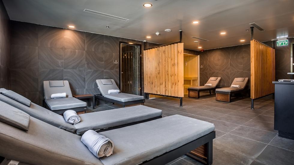 מתחם הספא המלון החדש