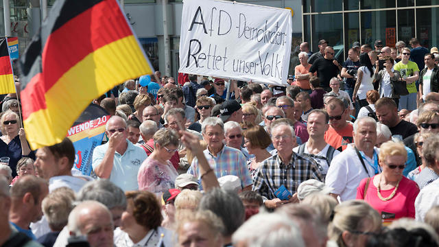 Alternative for Germany party rally