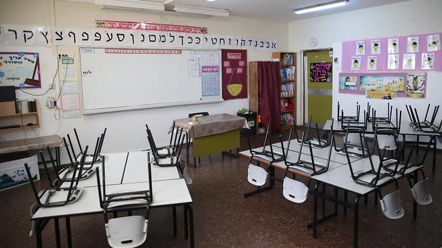 כיתה תלמידים בית ספר תחילת לימודים (צילום: shutterstock)