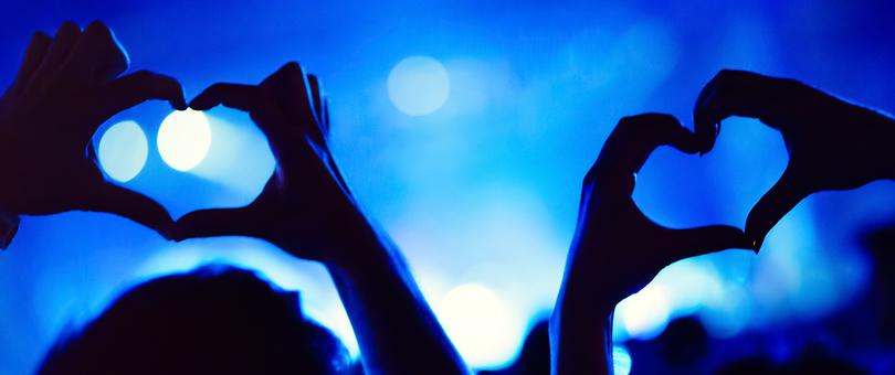 הופעה של שירי אהבה (צילום: shutterstock)