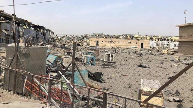 תיעוד ההרס ממחסן אמל