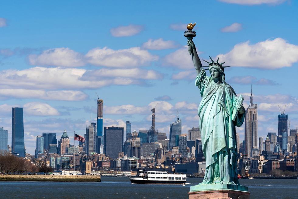 פסל החירות (צילום: shutterstock)