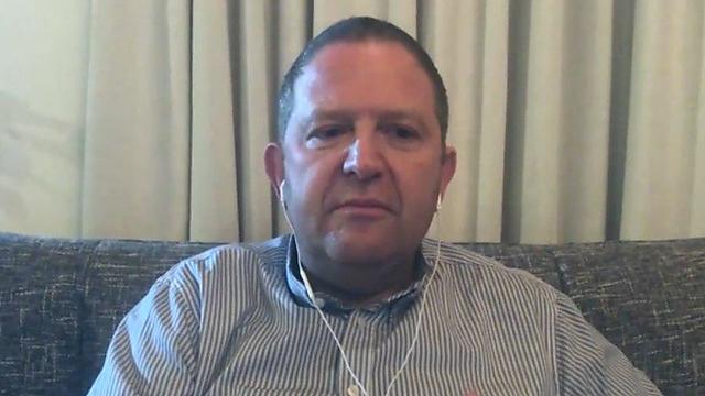 הרב פאביאן זיידמברג, רב הקהילה במנדוסה ארגנטינה ()
