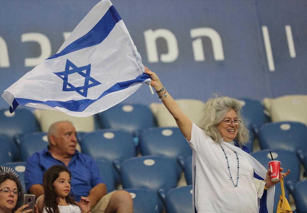 צ'לסי נבחרת ישראל כדורגל נשים (צילום: אורן אהרוני)