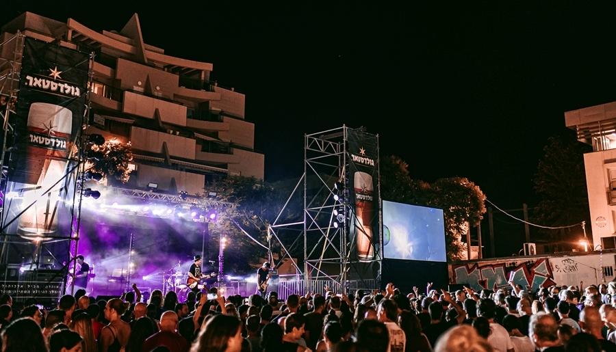 На фестивале пива в одном из городов Израиля. Фото: Йоси Эргиль