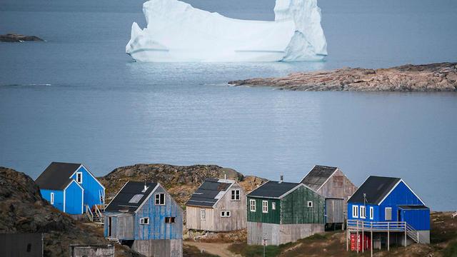 גרינלנד (צילום: AFP)