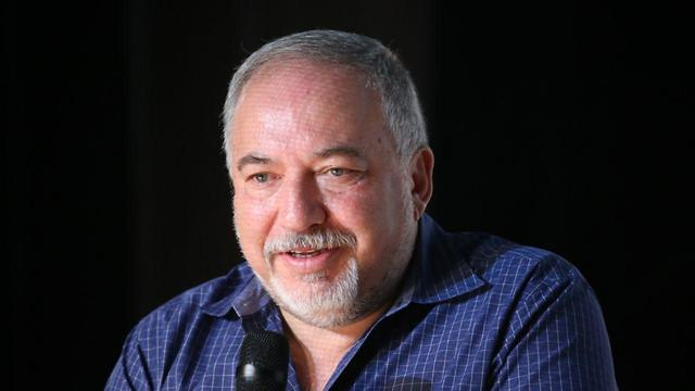 Yisrael Beytenu Chairman Avigdor Liberman (Photo: Motti Kimchi)