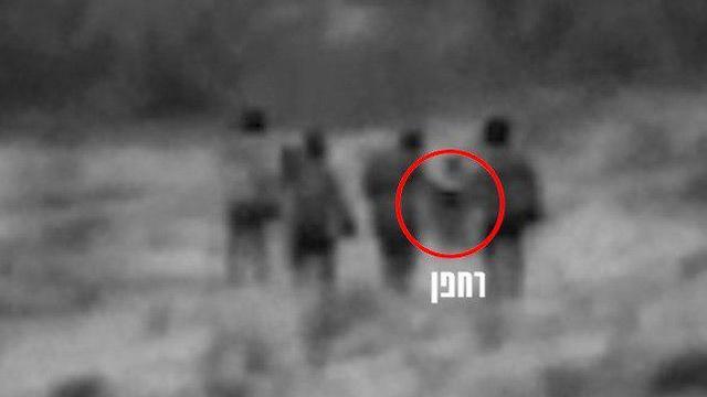 Кадр с видеозаписи подготовки БПЛА. Фото: пресс-служба ЦАХАЛа