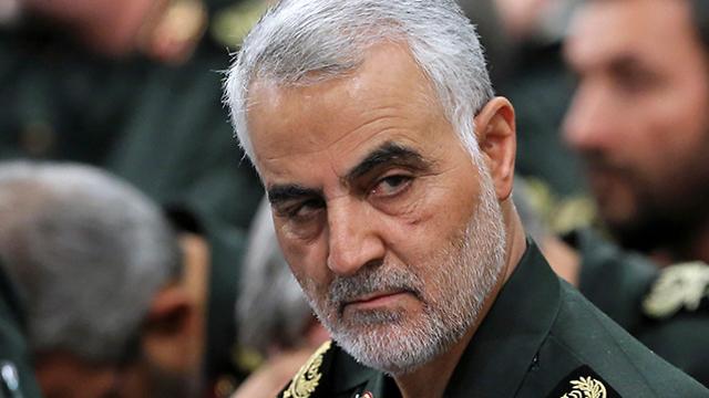 Qasem Suleimani (Photo: AP)