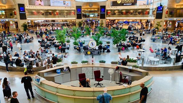 נמל התעופה בן גוריון (צילום: שירי הדר)
