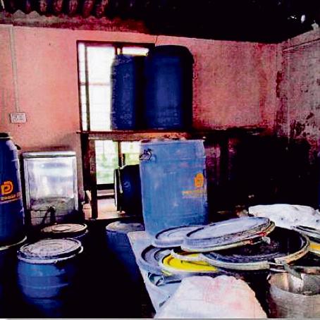 תיעוד ממפעלים של חומרי גלם בהודו. 80 אחוז מהתרופות בישראל הן גנריות