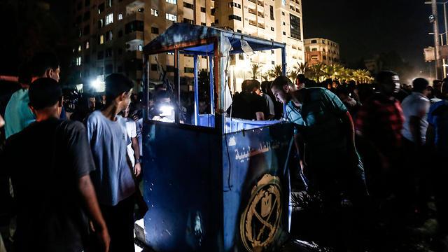 На месте одного из взрывов. Фото: AFP (Photo: AFP)