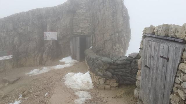 איטליה דולומיטים טרק Alta Via 1 (צילום: אייל להמן)
