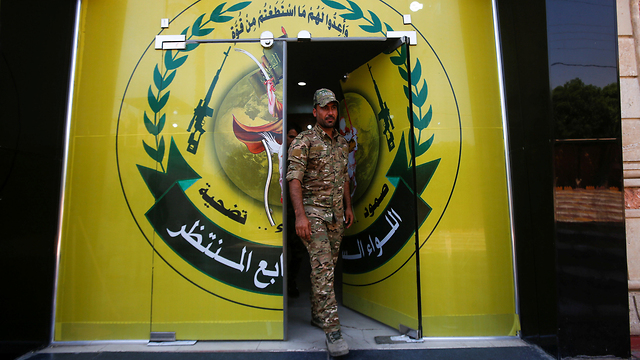 A member of the pro-Iran Popular Mobilization Forces in Basra (Photo: Reuters)